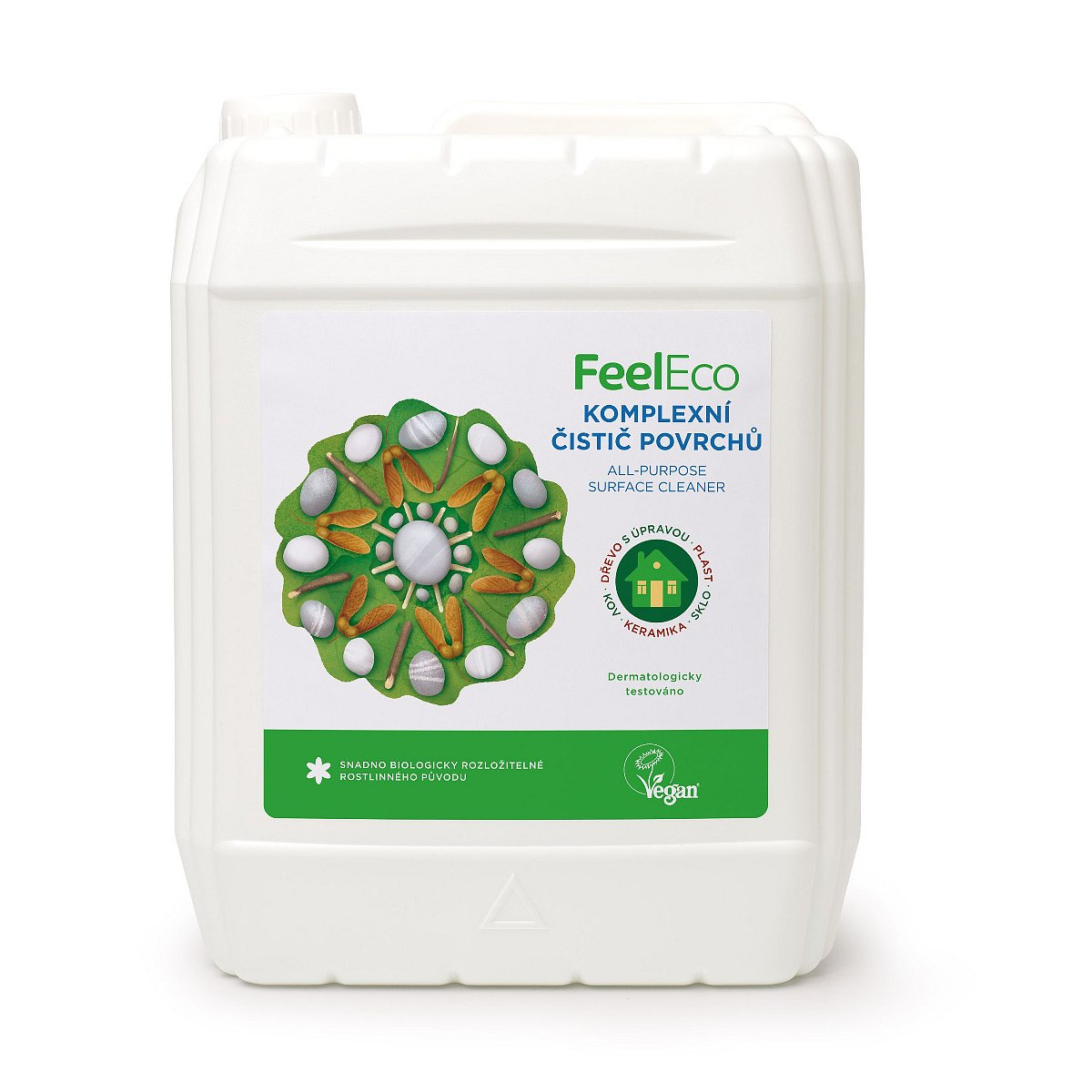 Feel eco Komplexní čistič povrchů 5 l