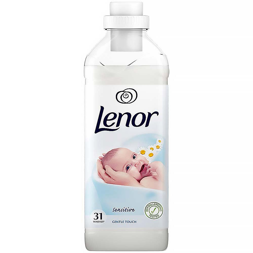 LENOR Gentle Touch aviváž 930 ml 31 praní