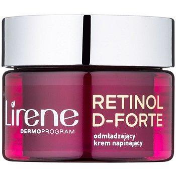 Lirene Retinol D-Forte 60+ omlazující denní krém pro vypnutí pleti  50 ml
