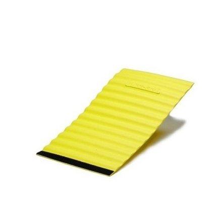 Thera-Band® Wrap, obal na pěnový válec, nejměkčí, žlutý