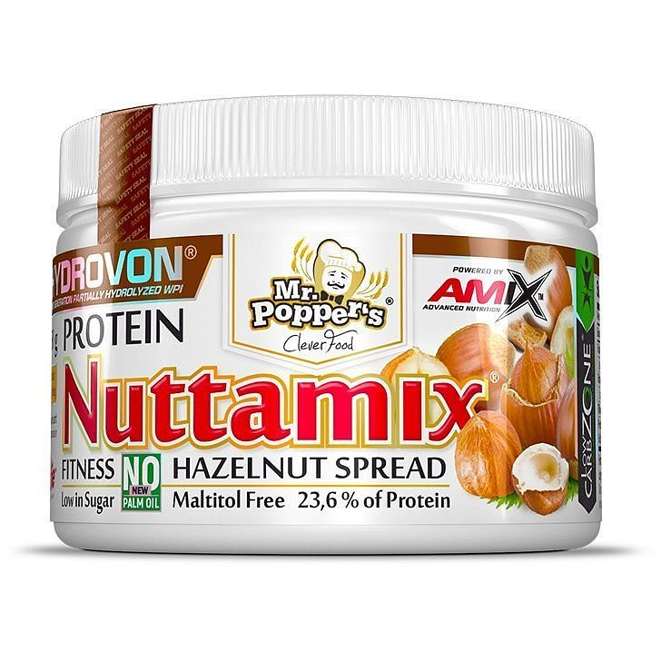 AMIX Mr. Popper ´s Nuttamix, 250g