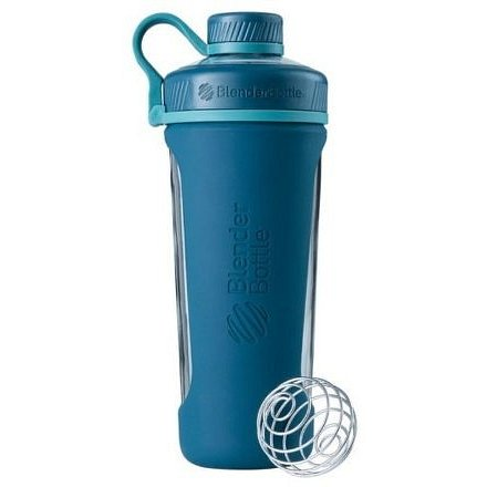 Blender Bottle Radian® Glass 820ml Jméno: Radian® Glass 820ml smaragdová