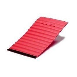 Thera-Band® Wrap, obal na pěnový válec, měkký, červený