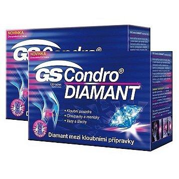 2X GS Condro Diamant 120 tbl.