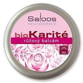 Bio Karité růžový balzám 50ml