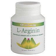 Brainway L-Arginin orální tobolky 100
