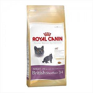 Royal Canin BRITISH SHORTHAIR CAT (>12m) 10kg