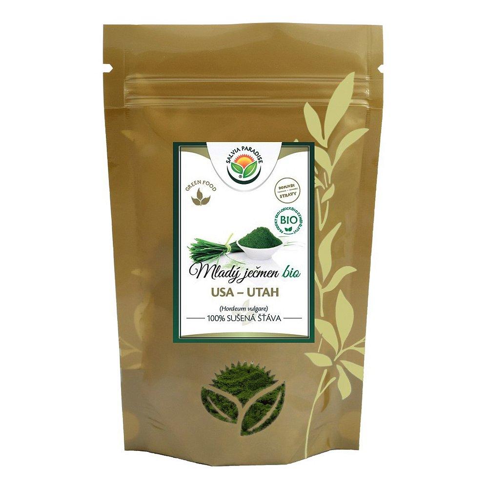 SALVIA PARADISE Mladý zelený ječmen - 100% sušená šťáva BIO 250 g