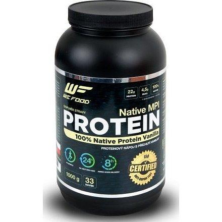 100% Nativní mléčný protein - ochucený + DigeZyme Mandle