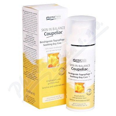 Coupeliac zklidňující denní krém SPF15 50ml - II.jakost
