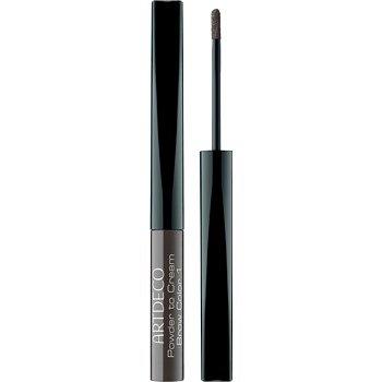 Artdeco Powder to Cream Brow Color pudr na obočí odstín 58281.1 Dark  1,2 g