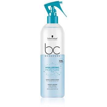 Schwarzkopf Professional BC Bonacure Moisture Kick hydratační kondicionér ve spreji pro normální až suché vlasy 400 ml