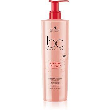 Schwarzkopf Professional BC Bonacure Repair Rescue micelární šampon pro poškozené vlasy 500 ml