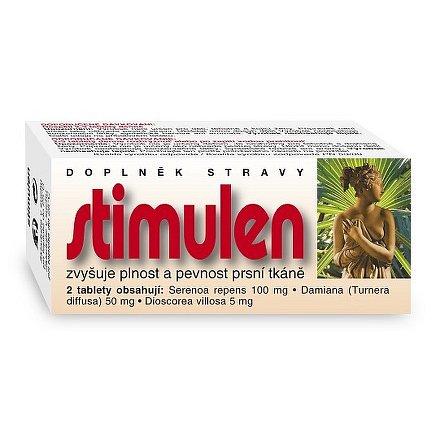 Stimulen P tablety 60 př.stimul.pevnosti a vel.poprsí