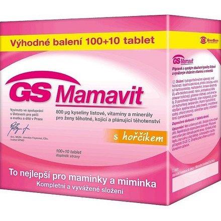 GS Mamavit 100+10 tbl.