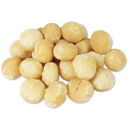 Makadámiové ořechy BIO nepražené 1 kg
