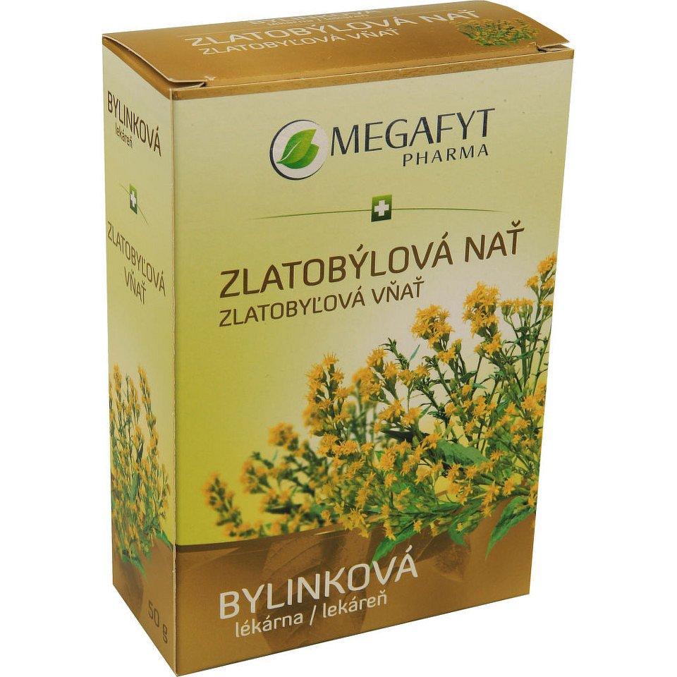Megafyt Zlatobýlová nať 50g - II.jakost