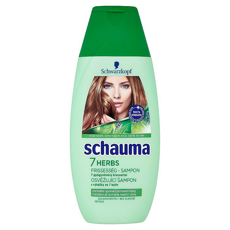 Schauma 7 Bylin šampon  250 ml