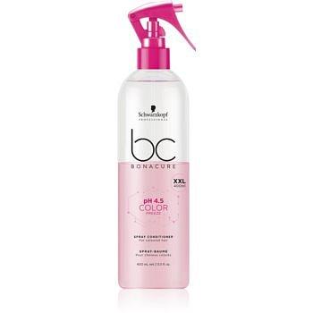 Schwarzkopf Professional pH 4,5 BC Bonacure Color Freeze kondicionér pro barvené vlasy 400 ml