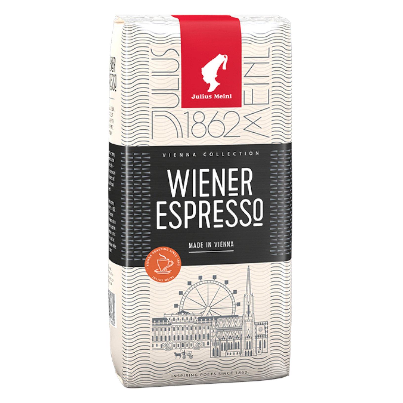 Wiener Espresso 250g zrno
