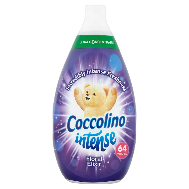 COCCOLINO Intense Floral Elixir aviváž 64 dávek 960 ml