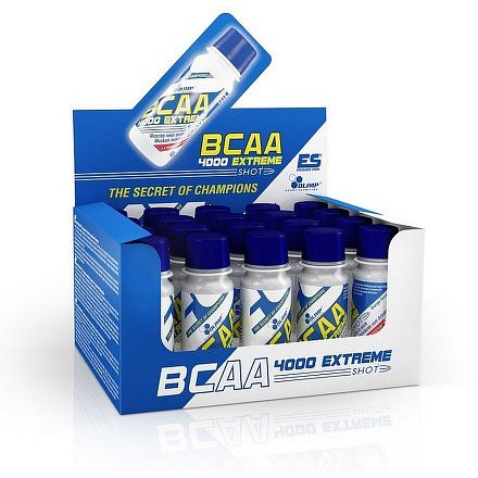 Olimp BCAA 4000 Extreme Shot Pomeranč 60 ml