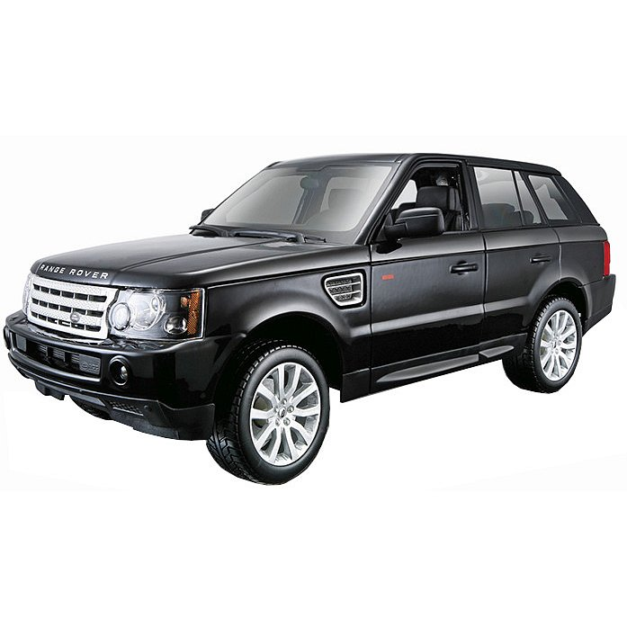 1:18 Range Rover Sport Black