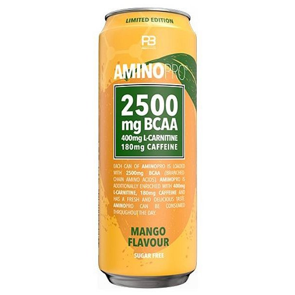 AminoPro Mango Limited edition 330ml