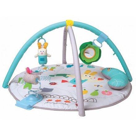 Hrací deka s hrazdou Zahrada
