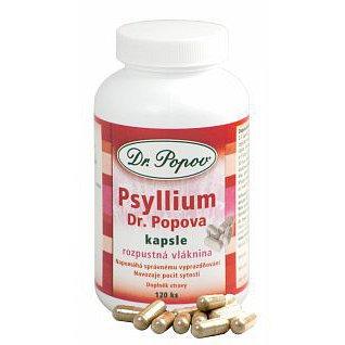Psyllium - kapsle 120 ks
