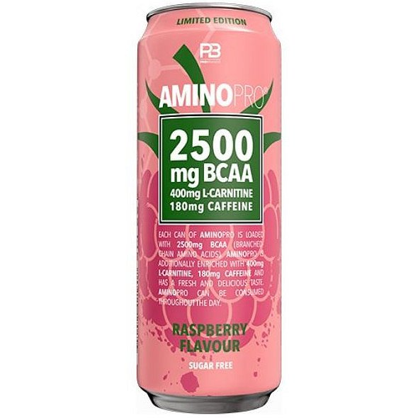 AminoPro Malina Limited edition 330ml