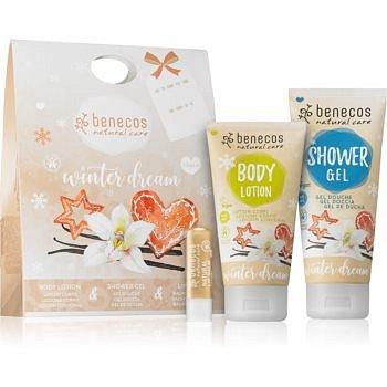 Benecos Natural Care Winter Dream kosmetická sada I. 3 ks
