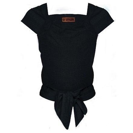 ByKay nosítko MEI TAI Classic Black Denim (vel. baby)