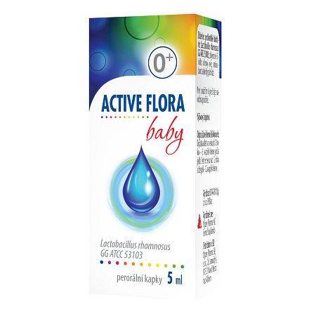 Active Flora baby 5 ml