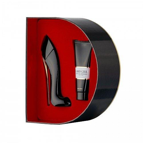 Carolina Herrera Good Girl Kit dárková kazeta EdP 50 ml + 75 ml