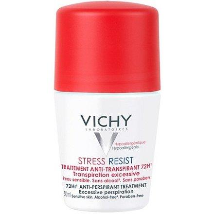 Vichy Antiperspirant Stress Resist 72h proti nadměrnému pocení - kulička 50ml