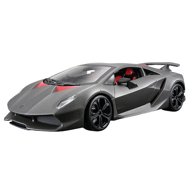 1:24 Lamborghini Sesto Elemento Grey