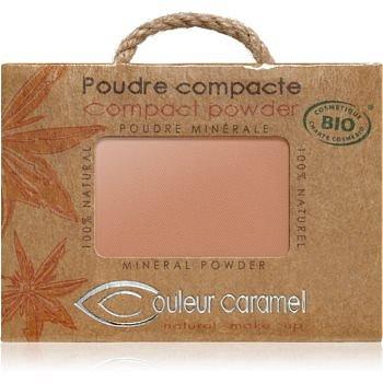 Couleur Caramel Compact Powder kompaktní pudr odstín č.004 - Orange Beige 7 g