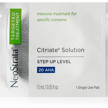 NeoStrata Targeted Treatment exfoliační tamponek s AHA kyselinami 1,5 ml