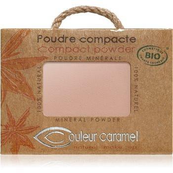 Couleur Caramel Compact Powder kompaktní pudr odstín č.002 - Light Beige 7 g
