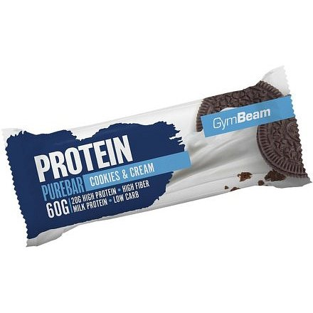 GymBeam Protein PureBar banana dream 60g