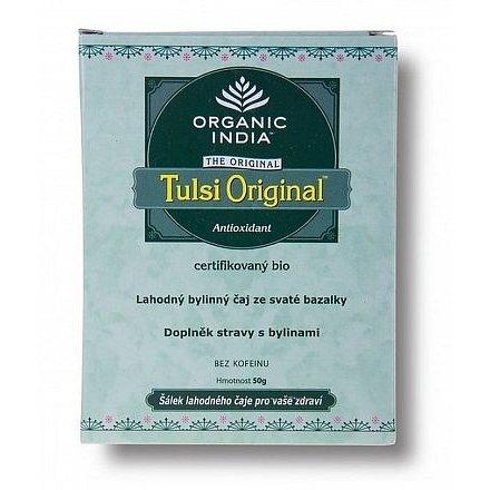 Tulsi Original-Tea BIO 50 g Organic India*