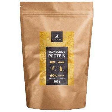 Allnature Slunečnice protein 50% BIO 200g