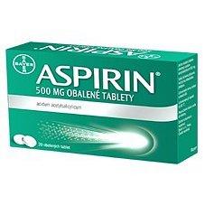 Aspirin 500mg obalené tablety 20 ks
