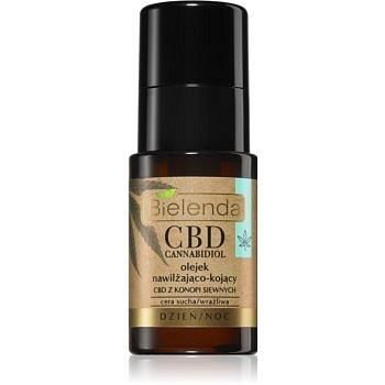 Bielenda CBD Cannabidiol hydratační a zklidňující olej 15 ml