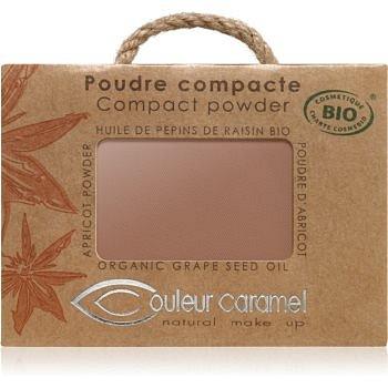 Couleur Caramel Compact Powder kompaktní pudr odstín č.006 - Golden Brown 7 g