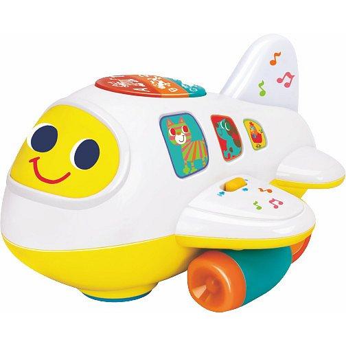 HOLA Veselé letadlo