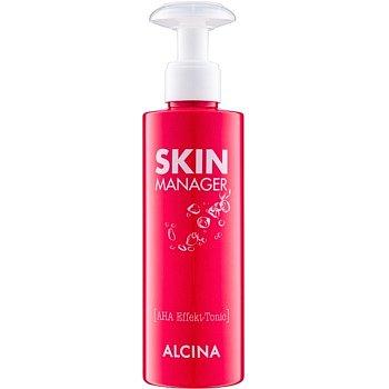 Alcina Skin Manager pleťové tonikum s ovocnými kyselinami  190 ml