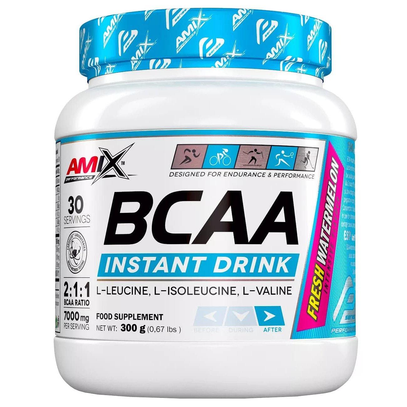 Amix BCAA Instant Drink, Vodní meloun 300g