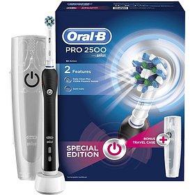 Oral B Black zubní kartáček PRO2500 CA